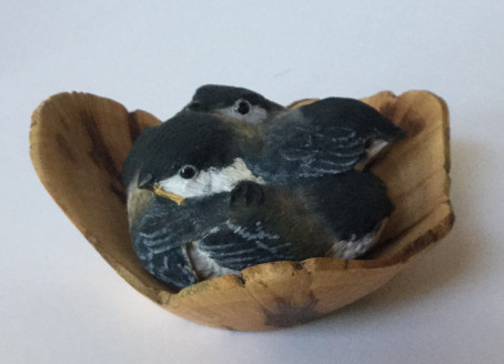 Chickadee Clutch 1